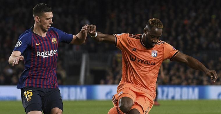 FC Barcelona stuurt Memphis en Lyon met ruime nederlaag terug naar Frankrijk