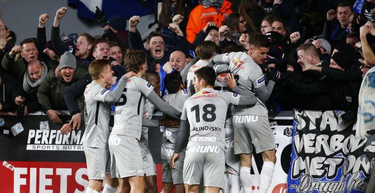KRC Genk heeft Europees ticket beet, maar kan nu gaan voor clubrecord