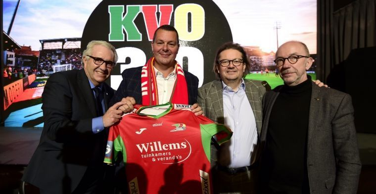 Callant: ''Het was geen cadeau om KV Oostende over te nemen van Marc Coucke''