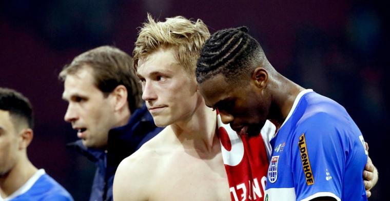 Flemming: 'Ik denk niet dat ik nee zou kunnen zeggen tegen Ajax'