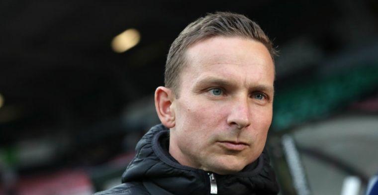 Lijnders hoopt op Ajax: 'Talent in combinatie met ervaring, mooi om te zien'