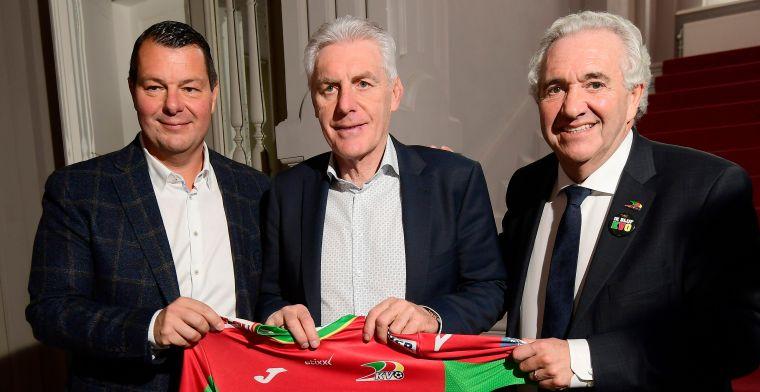 'KV Oostende wil rond de tafel zitten met KRC Genk, niet met Club Brugge'