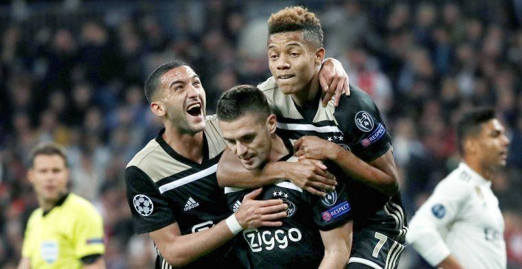 Iedereen kan verdedigen, maar spelen zoals Ajax is extreem moeilijk