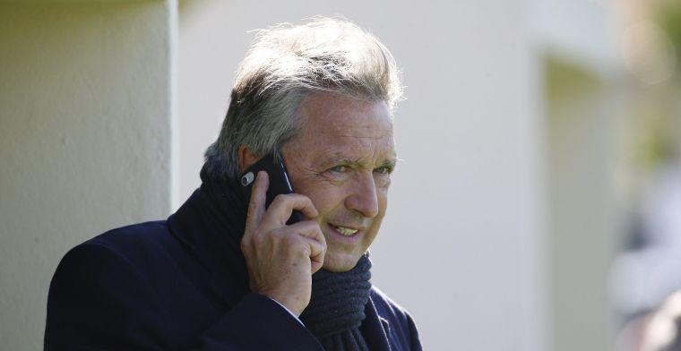 Ziyech was dicht bij Belgische transfer: 'Tot prijs de hoogte in ging door Ajax'