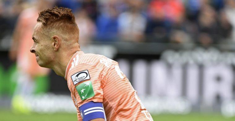 'Het is een publiek geheim dat ze Adrien Trebel beu zijn op Anderlecht'