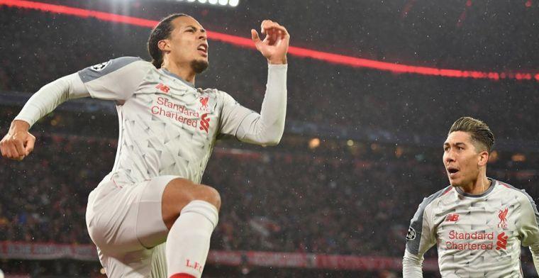 Weergaloze Van Dijk 'the true GOAT': 'Het koopje van de eeuw voor Liverpool'