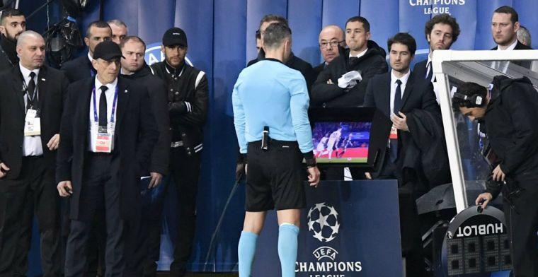 Update: UEFA klaagt Neymar aan voor beledigen arbitrage na uitschakeling PSG