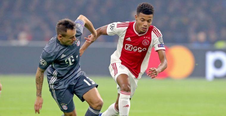 'In de Champions League is Neres heel geconcentreerd, maar dat moet ook tegen ADO'