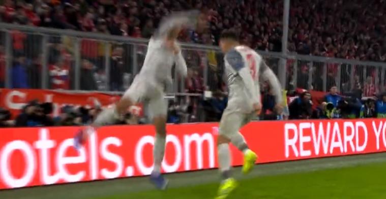 Geweldige goal Virgil van Dijk: Liverpool op weg naar kwartfinale