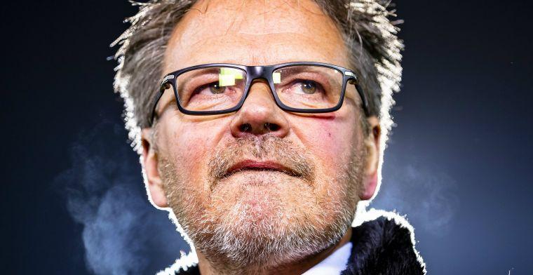 Voetbal International: Fries lijntje uitgegooid naar vertrekkende De Jong