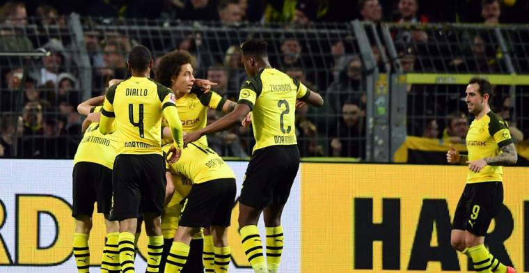'Dortmund wil 42 miljoen euro op tafel leggen voor Rode Duivel'