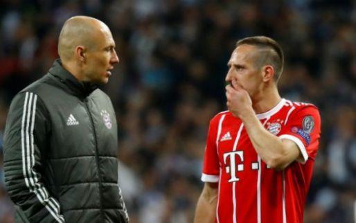 Afbeelding: 'Xavi mengt zich in strijd om Ribery: Fransman kan evenveel blijven verdienen'