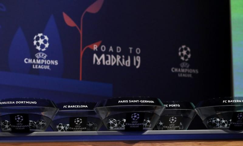 Afbeelding: Ophef op social media: Champions League-loting 'gelekt', Ajax tegen Liverpool