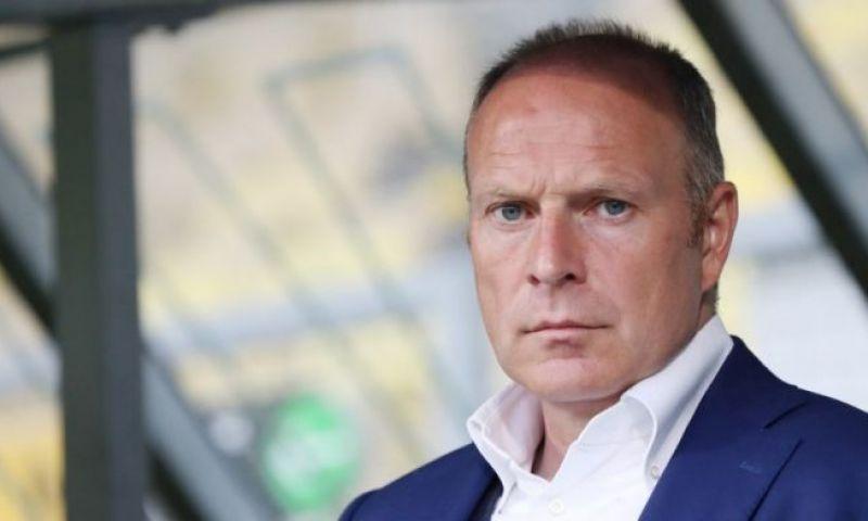 Afbeelding: Molenaar woest op Jong Roda-trainer Van der Luer: 'Hij moet zijn bek houden'