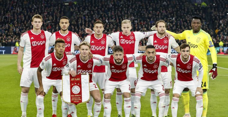 Ajax en Barça grootste opleiders van Europese elite: Van Gaal-effect in Manchester