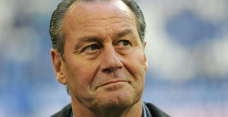 Schalke zet Tedesco op straat: Huub Stevens aangesteld als interim-trainer