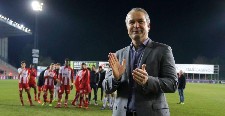 'Gehavend Moeskroen reist zondag af naar Club Brugge'
