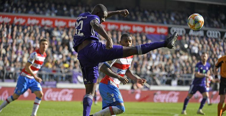 Appiah is helemaal terug bij Anderlecht: Ik had dit zelf niet verwacht