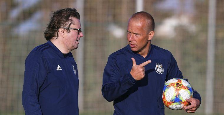 Anderlecht-speler klimt terug uit vergeetput: Zetterberg heeft mij geholpen