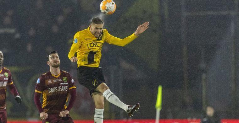 'Probleemgeval NAC teruggezet naar tweede elftal, transfer lijkt aanstaande'
