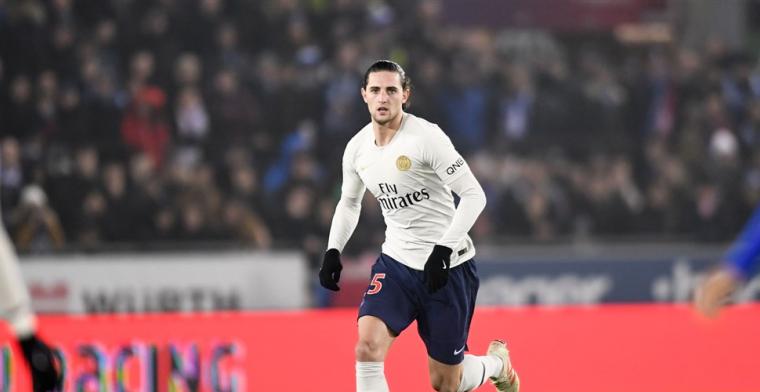 'Paris Saint-Germain schorst Rabiot tot 27 maart na liken van Instagram-post'