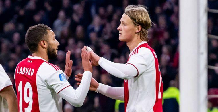 Waarom Ajax De Jong en Ziyech goed had kunnen gebruiken tegen PEC Zwolle
