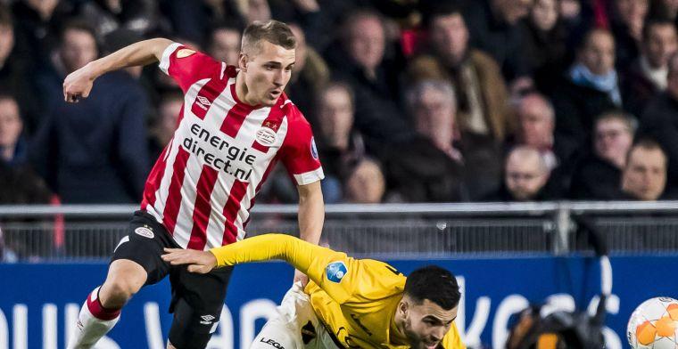 Stevens tipt Van Bommel: 'Zou hem er niet bij zetten, dan wordt het té jong'