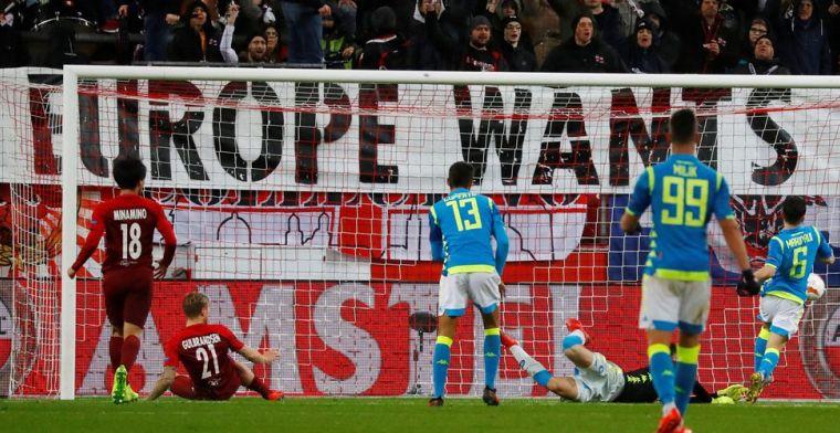 Salzburg doet Nederlandse voetbal pijn, Giroud de grote man bij Chelsea