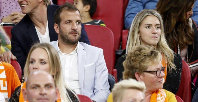 Van der Vaart over kansen Ajax: 'Als ze dat doen een fluitje van een cent'