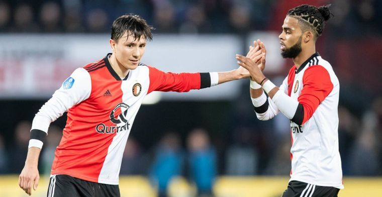 Verbazing over Oranje-oproep Berghuis: 'Laat te weinig zien bij Feyenoord'
