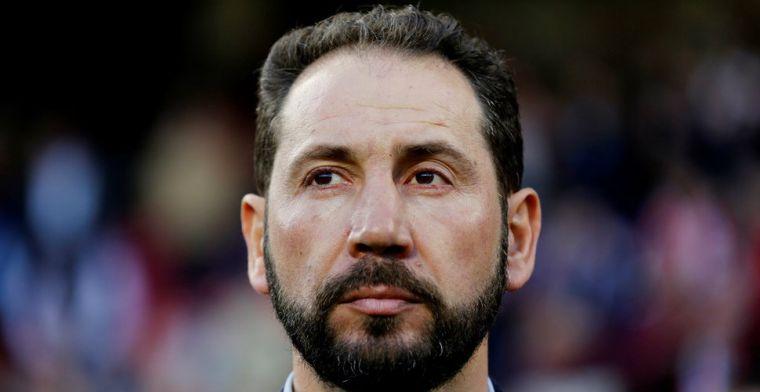 OFFICIEEL: Uitschakeling tegen Genk-killer kost Sevilla-trainer Machin de kop