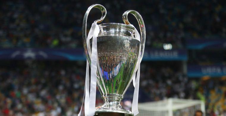 LIVE: Loting voor de kwartfinales van de Champions League - mét Ajax (gesloten)