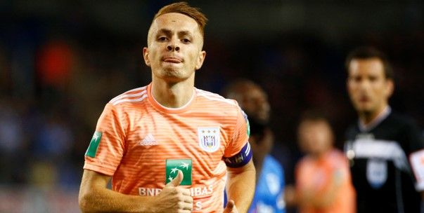 Trebel verrast vriend en vijand: 'Fransman wil Anderlecht verlaten na dit seizoen'
