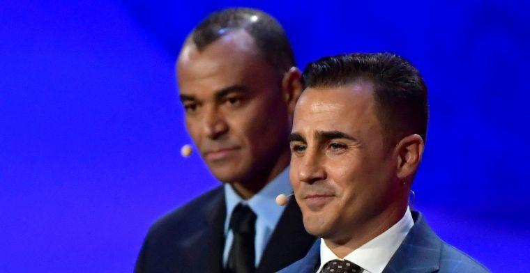 OFFICIEEL: Cannavaro opvolger van mentor Lippi in China