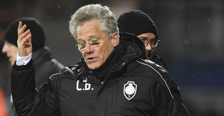 Bölöni maakt zich zorgen om zijn sleutelspeler: Het is een probleem
