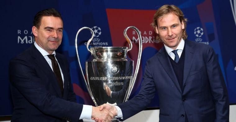Endt geeft Ajax '35 procent kans': 'Als ze daar de slag winnen, zijn ze heel ver'