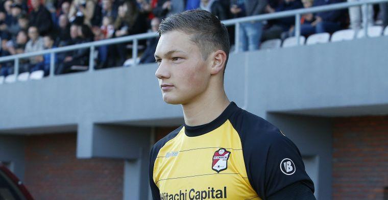 Scherpen bevestigt interesse van Ajax: 'Maar ik heb weinig recht van spreken'