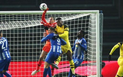 Afbeelding: Dortmund knokt zich terug na goals Kalou: Reus matchwinner met late goal