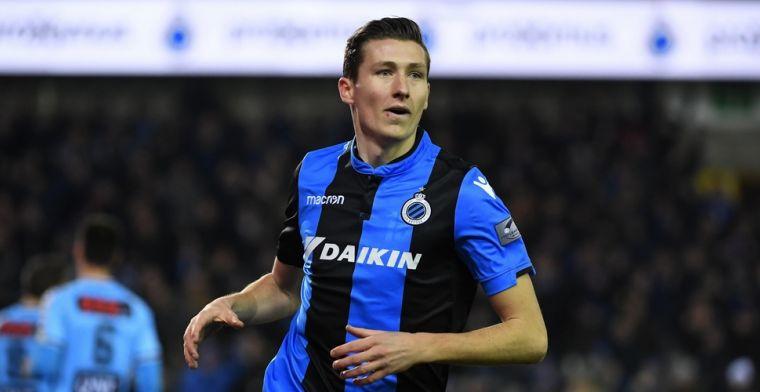 Simons laat zich uit over vertrek van Vanaken bij Club Brugge