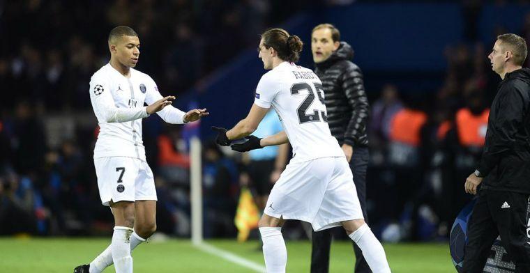 'PSG deelt megaboete uit aan Mbappé en Rabiot: 180 duizend naar goed doel'