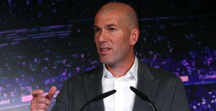 Zidane stelt direct orde op zaken: Courtois gepasseerd, Isco en Marcelo terug