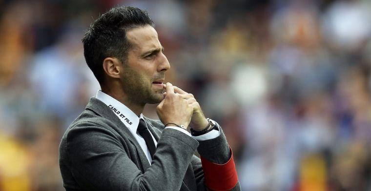 '25 coaches stellen zich kandidaat bij KV Oostende, ook De Boeck en Ferrera erbij'
