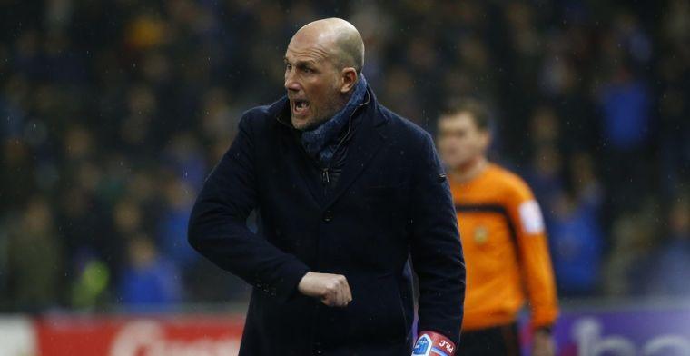 Buffel velt oordeel over vertrek Clement bij Genk richting Club Brugge