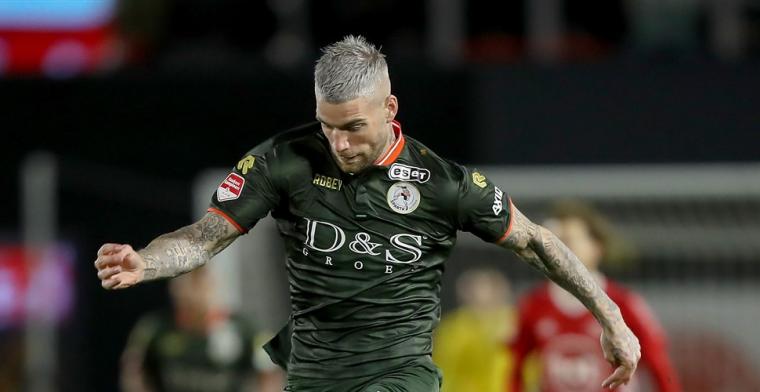 Aanvoerder en clubtopscorer Veldwijk op de bank: Het zegt helemaal niets