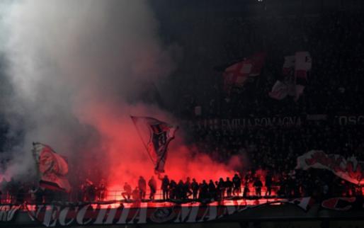 Afbeelding: Internazionale wint verhitte derby van AC Milan, De Vrij eist belangrijke rol op