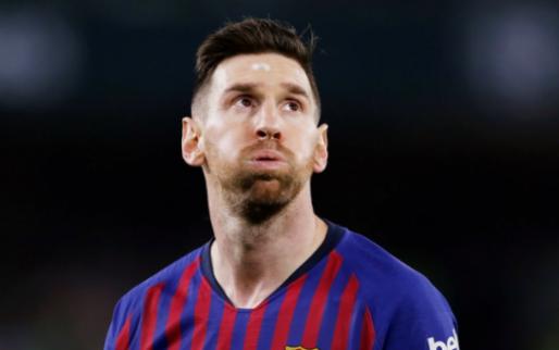 Afbeelding: Uitblinkende Messi maakt opnieuw een hattrick en zet Barcelona op tien punten