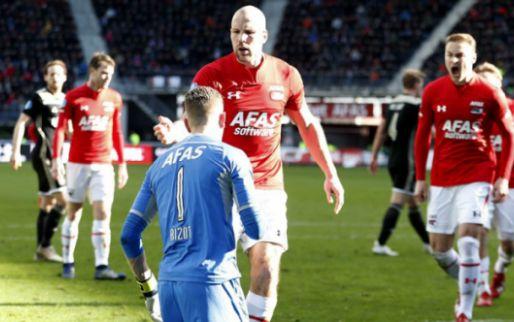 Afbeelding: VP's Elftal van de Week: Geen spelers van top-drie, AZ levert De Muur en Ron Beton