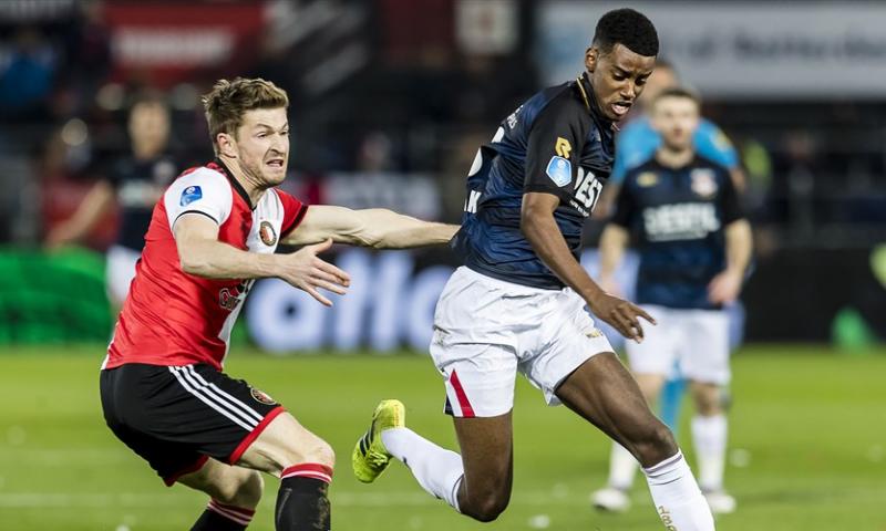 Afbeelding: Feyenoord wilde Isak naar De Kuip halen: