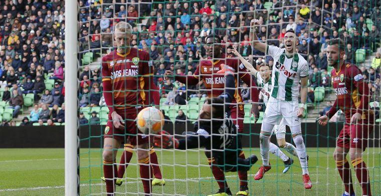 FC Groningen vervolgt indrukwekkende wederopstanding: Immers de 'matchwinner'