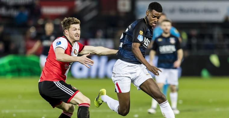 Feyenoord wilde Isak naar De Kuip halen: Wij hebben pogingen gedaan